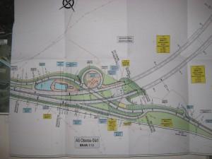 Plan Südportal