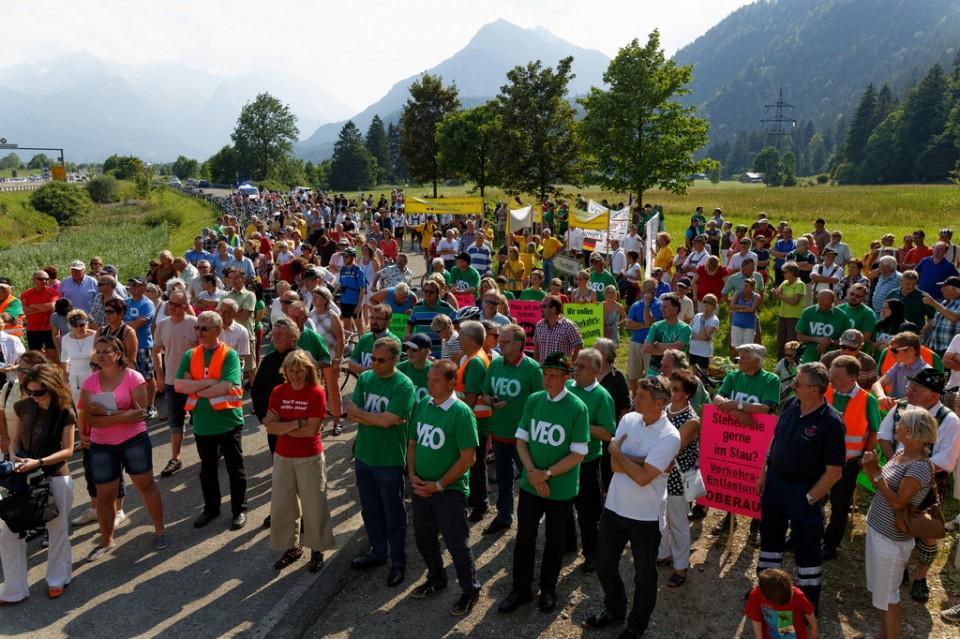 Die Bürger von Oberau