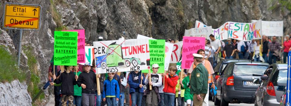 VEO – Bürgerinitiative zur Verkehrsentlastung Oberau